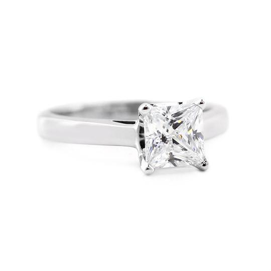 Lydia Solitaire Engagement Ring