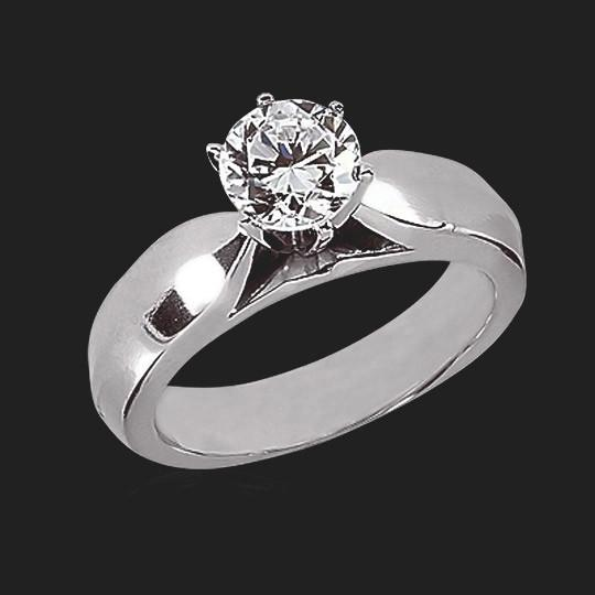 Annie Solitaire Engagement Ring