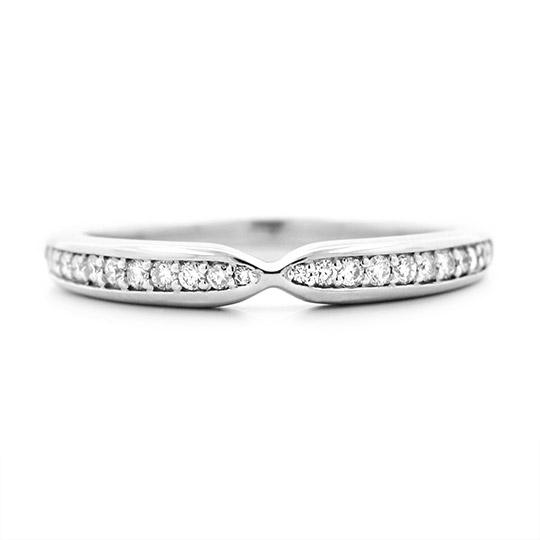 Unity Diamond Wedding Band