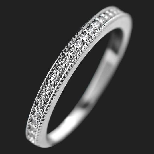 Forever Wedding Band shown in 14KW|14KW