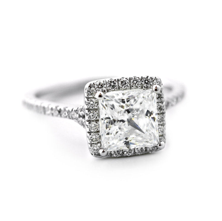 Charlotte Stackable Engagement Ring