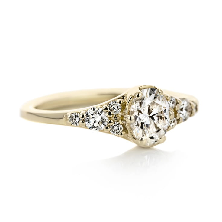 Amira Engagement Ring image