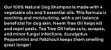 Dirty Paws Dog Shampoo