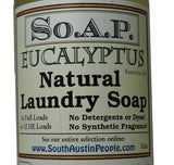 Eucalyptus Laundry Soap 36 oz.