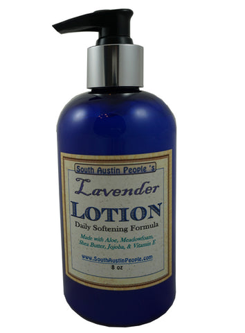 Lavender Lotion 8 oz.