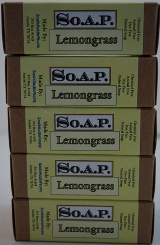 Lemongrass Bar 5-Pack