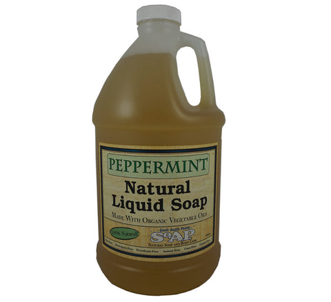 Peppermint Liquid Soap