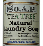 Tea Tree Laundry Soap 36 oz.