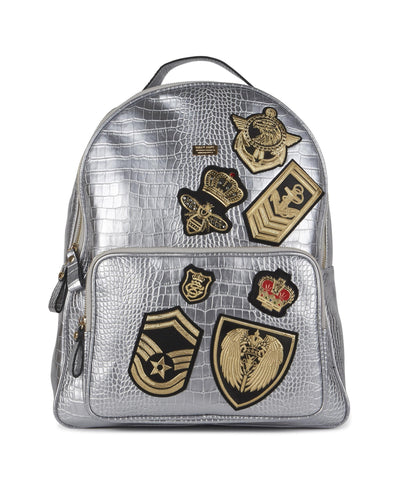 Reason Clothing Richmond Patches back Pack