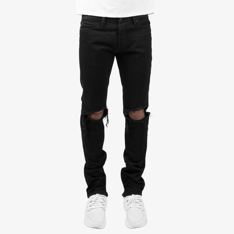 MNML LA M1 Denim - Black
