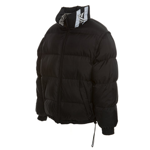 Karl Kani Legendary Kani Bubble Coat - Black/Silver