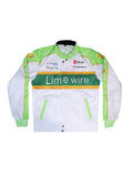 Hollywood Hunna Limewire Jacket - White
