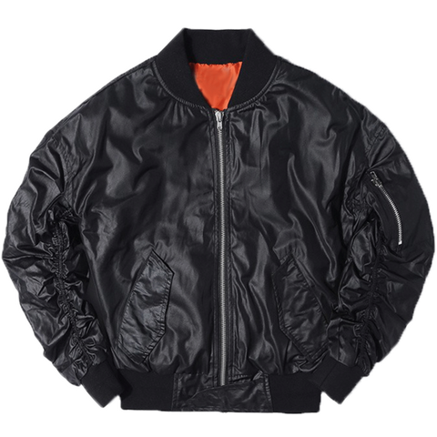 DSRCV Essential Bomber Jacket - Black
