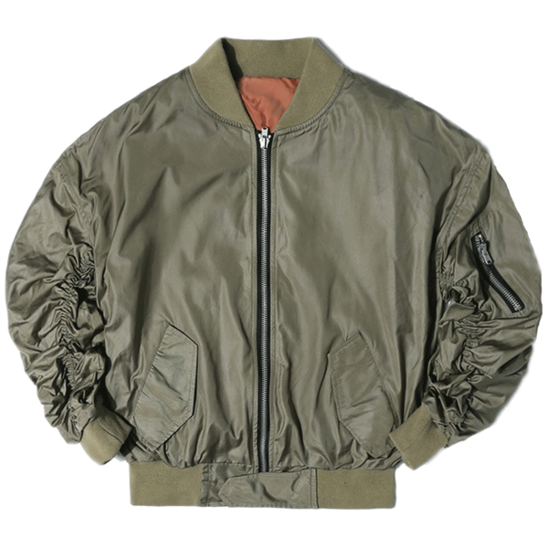 DSRCV Essential Bomber Jacket - Green