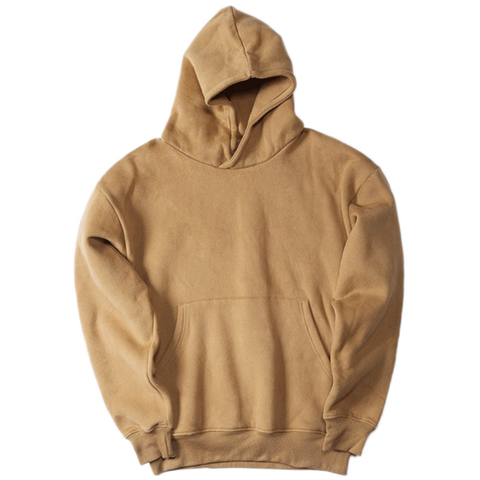 DSRCV ESSENTIAL OVERSIZED HOODIE - CAMEL