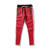 red track pants for sale