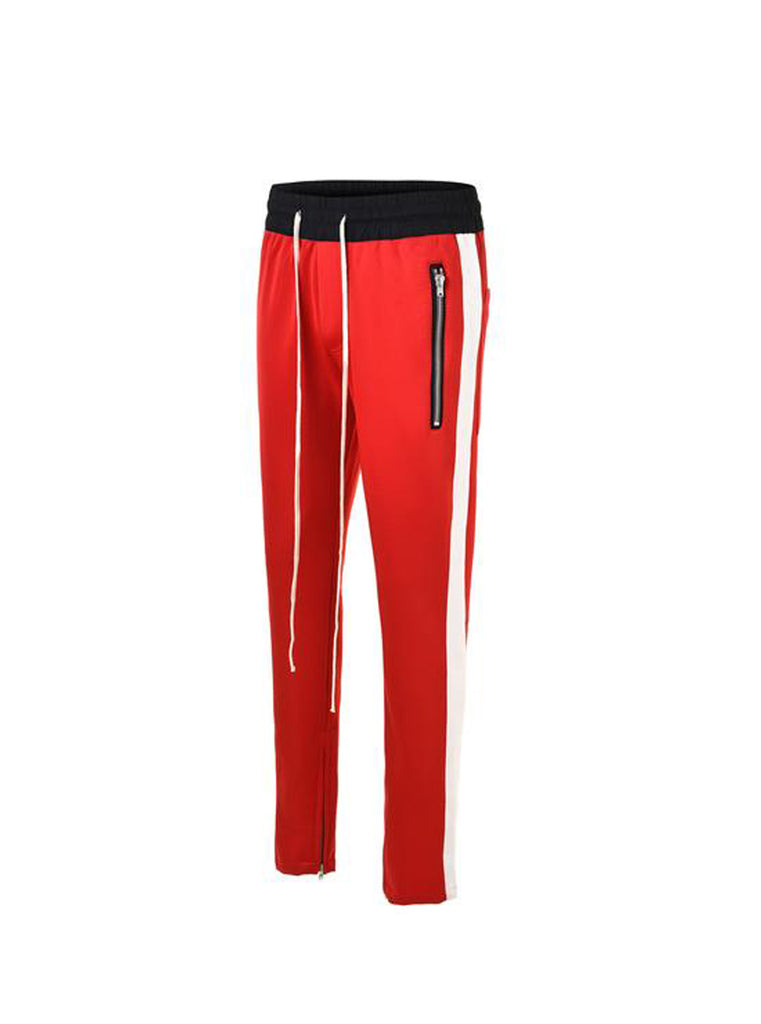 DSRCV Retro Pants - Red/White
