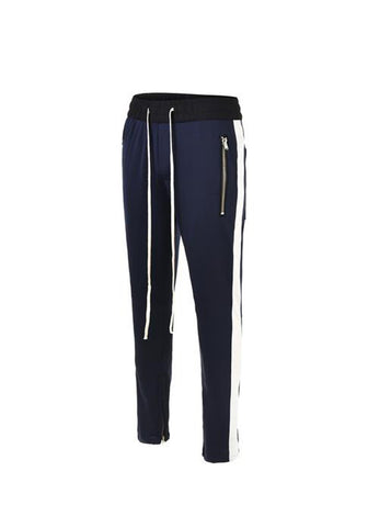 DSRCV Retro Pants - Navy/White
