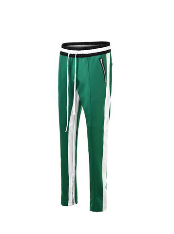 DSRCV Retro Pants - Green/White
