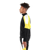 EPTM USA Color Block Track Jacket 2.0 - Black/Yellow