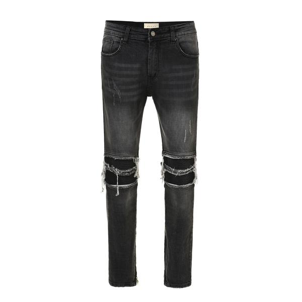 DSRCV Biker Denim - Black