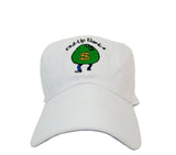 Fashion Vision Genius Phil Up Banks Strapback - White