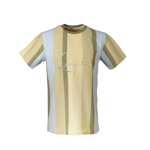 Karl Kani Brooklyn Ave Rugby Tee - Khaki