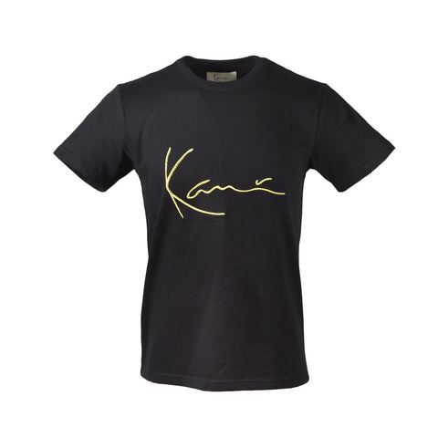 Karl Kani Iconic Signature Tee - Black