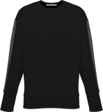 Stefan Grant Mercer Crew Neck - Black