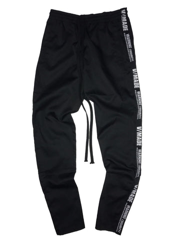 VMADE OFFICIAL P1 Jogger Pants - Black