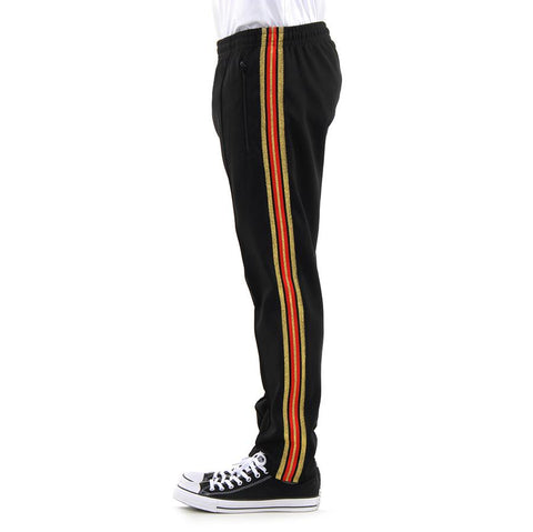 Eptm Olympic Track Pants - Black