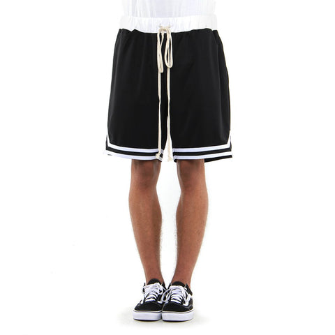 Eptm Black/White Basketball Shorts