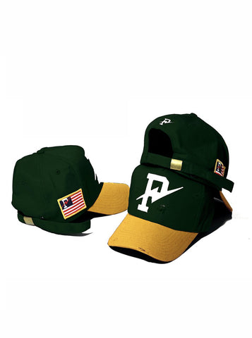 Phck Lifestyle Oakland Strapback Green/Yellow