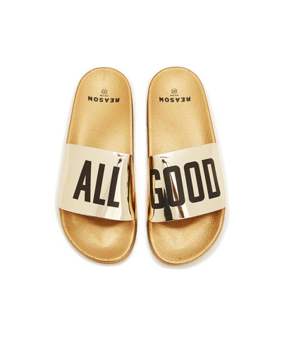 Reason Clothing All Good Slides