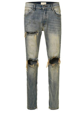 DSRCV Distressed Denim - Blue