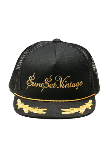 Sunset Vintage Flex Loyalty Reward - Captain's Brim