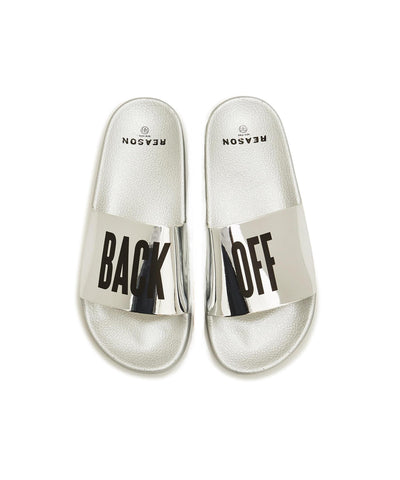 Reason Clothing Back Off Slides