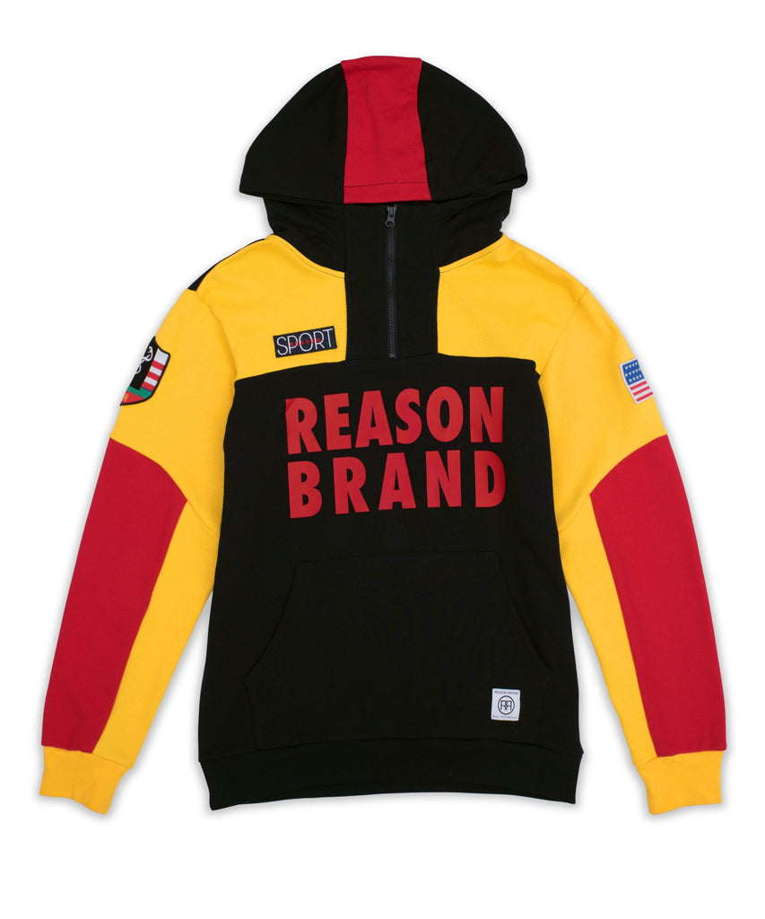 Reason Clothing Explorer Hood - Multi