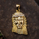 The GLD Shop Lady Of Guadalupe Necklace - Gold