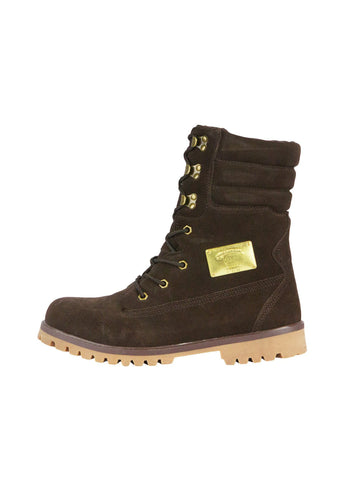 Karl Kani Kani Trademark Boot - Chocolate Brown
