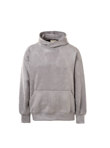 DSRCV Overlapped Hoodie - Grey