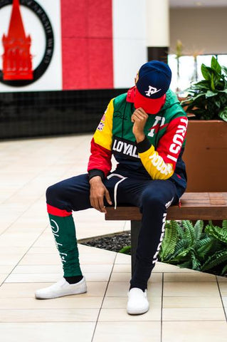 Phck Lifestyle Tommy Jacket Loyalty Set