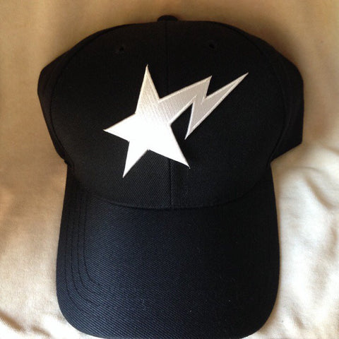 Caps By Lee Star Check Distressed Dad Hat - Select Colour Below