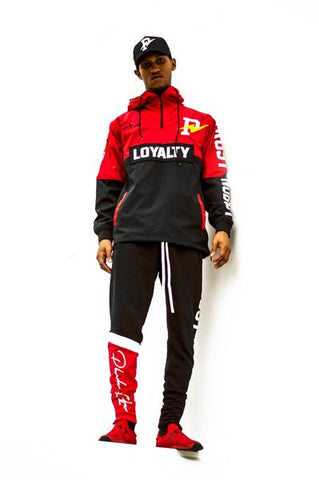 Phck Lifestyle Red Black Loyalty Set