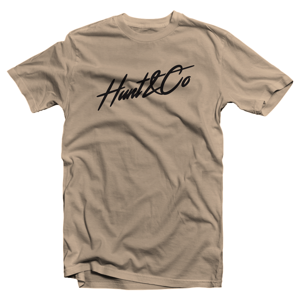 Hunt and Co logo Shirt
