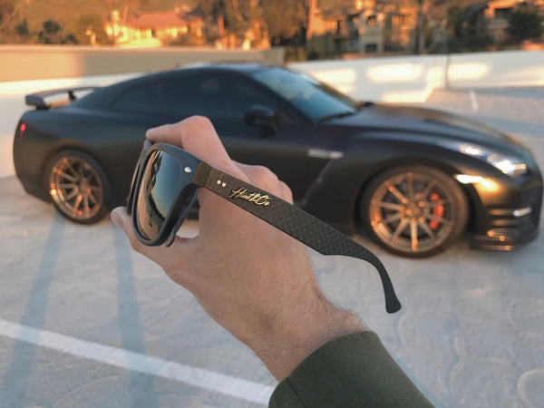Carbon Fiber Sunglasses V2