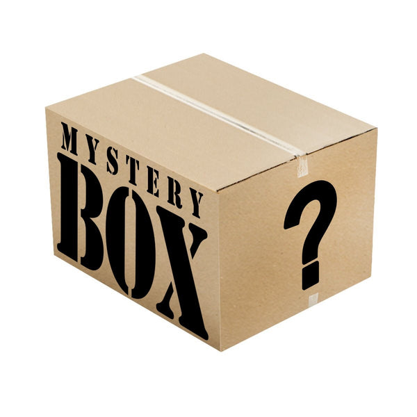ULTIMATE MYSTERY BOX (DEAL OF THE YEAR)