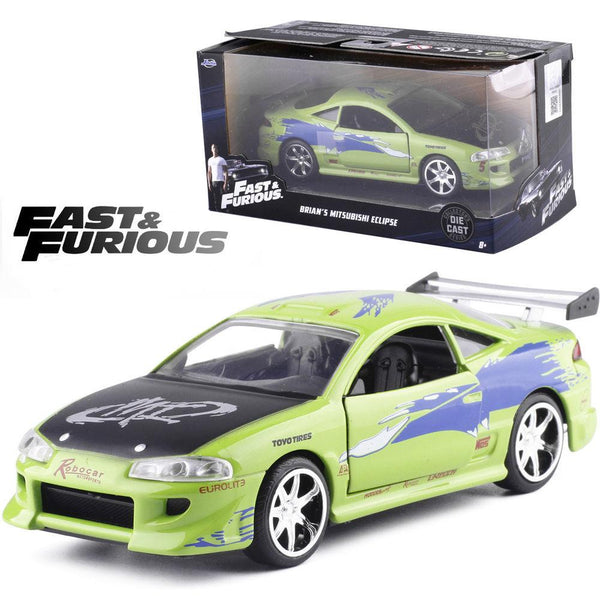 Fast and Furious - Brian's Eclipse Toy Car