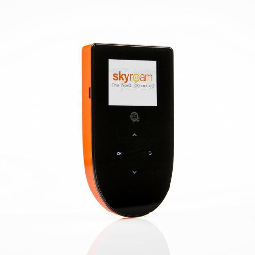 Skyroam Hotspot: WiFi for Global Travelers