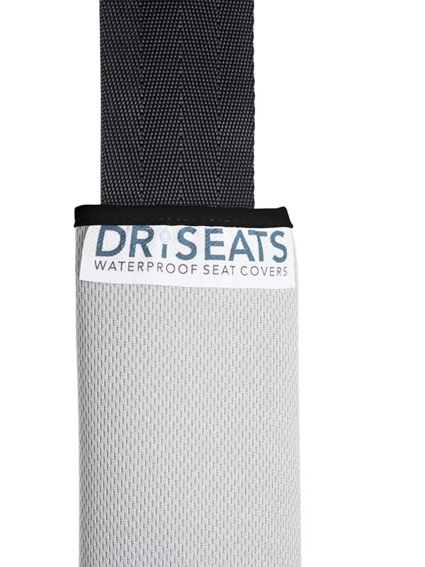 DriSeats Waterproof Seat Belt Covers (2 pack)